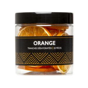Oranges déshydratées