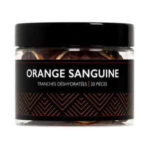 25) Orange sanguine