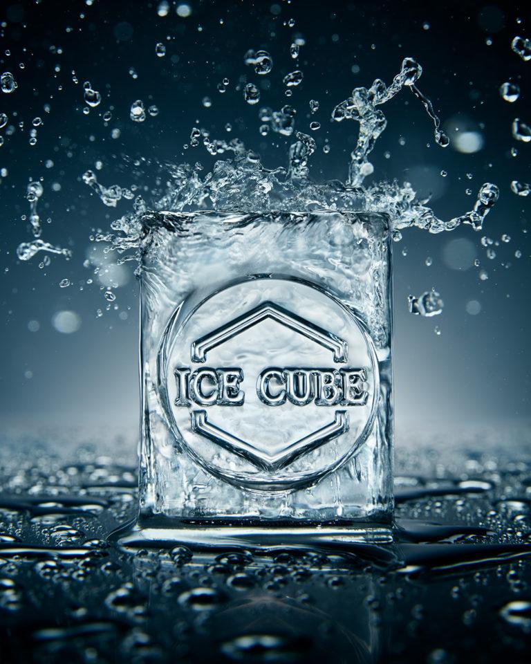Ice Cube – Clear Ice Company